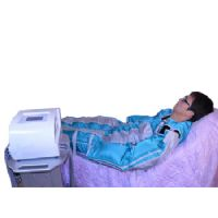 VT605 Air Pressure pants with shoulder stripes+arms Pressotherapy lymphatic massage machine